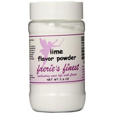 Faeries Finest Flavor Powder, Lime, 5.60 Ounce