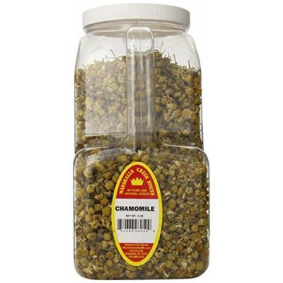 Marshalls Creek Spices XXL Restaurant Size Spice Jug, Chamomile, 1 Pound