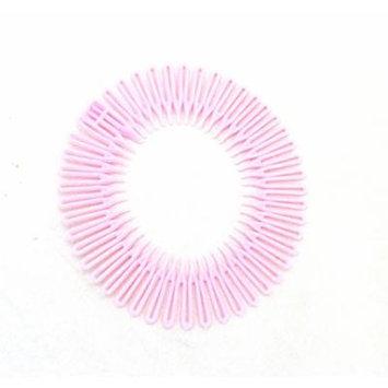 Flexible Headbands Stretch Headband Headbands Women (3 pieces Pink)