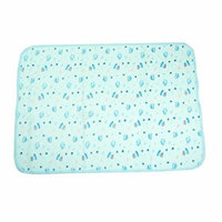 Strong Water Absorption and Waterproof Infant Cotton Changing Mat Pad (M)