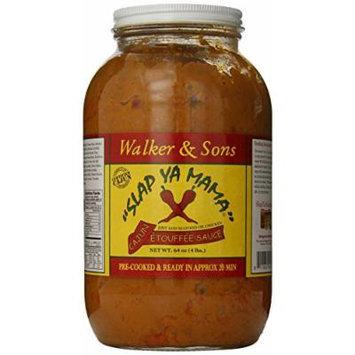 Walker & Sons Slap Ya Mama Cajun Etouffee Sauce, 64 Ounce