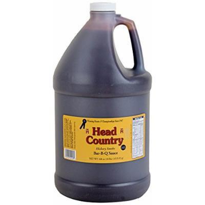 Head Country Hickory Smoke BBQ Sauce, 160 Fluid Ounce