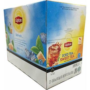 Lipton® REFRESH Iced Sweet Tea Keurig K-Cup
