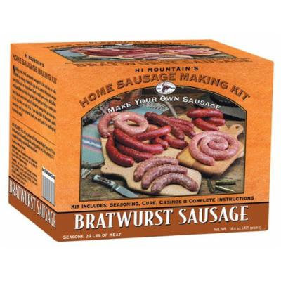 Hi Mountain Jerky Bratwurst Sausage Kit