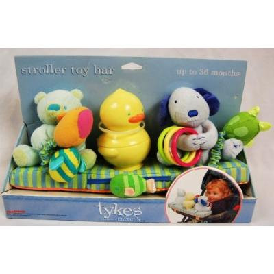 Carter's Tykes Stroller Toy Bar