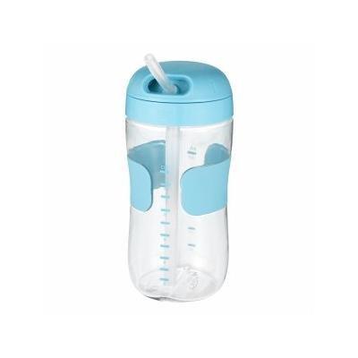 OXO tot Straw Cup, 11 oz, Aqua 1 ea