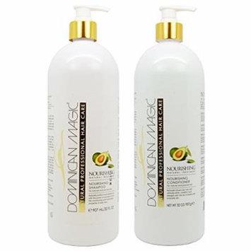 Dominican Magic Nourishing Shampoo & Conditioner 32oz Duo