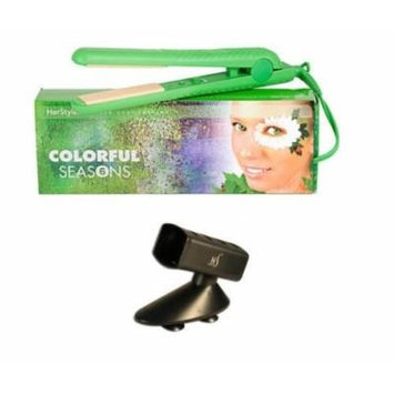 NIB Herstyler Green Colorful Seasons 1.5