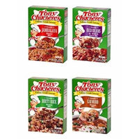 Tony Chachere Rice Dinner Mix, Variety Pack, 4 Count