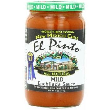 El Pinto Enchilada Sauce, Mild, 16 Ounce (Pack of 6)