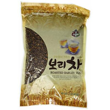 Premium Roasted Barley Tea (Loose) - 1 LB