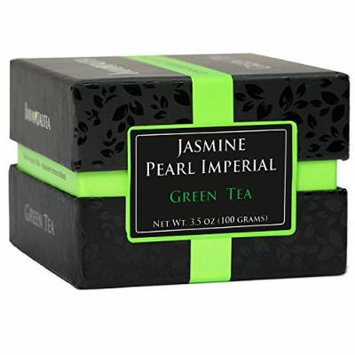 Jasmine Pearls Imperial ~ Green Tea ~ Fresh Loose Leaf ~ Immortalitea Connoisseur Collection ~ 100 Grams