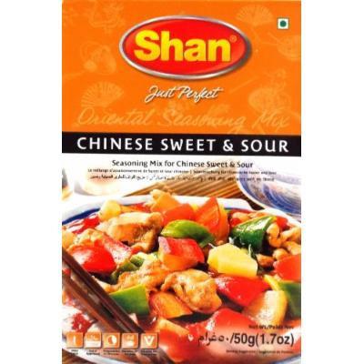 Shan Chinese Sweet & Sour Seasoning Mix 6-Pack (1.7 Oz. Ea.)