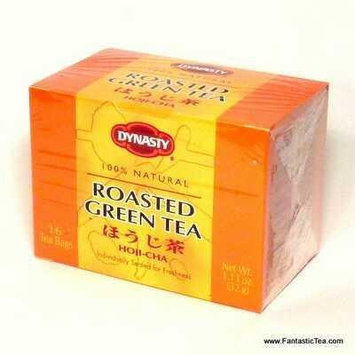 Dynasty Hoji-cha Roasted Green Tea - 16 Bags
