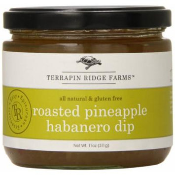 Terrapin Ridge Farms Dip, Roasted Pineapple and Habanero, 12 Ounce