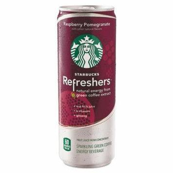 Starbucks Refreshers, Raspberry Pomegranate, 12oz Can