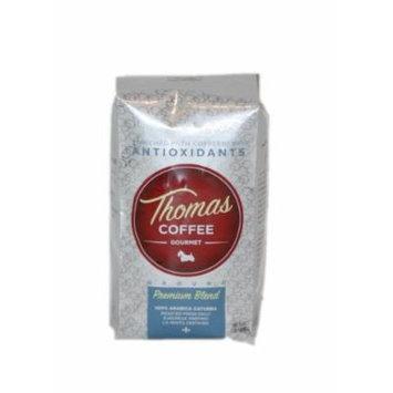 Thomas Coffee Antioxidant Premium Blend Ground