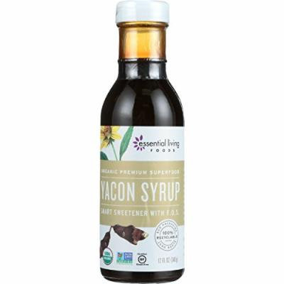Essential Living Foods Organic Yacon Syrup -- 12 fl oz