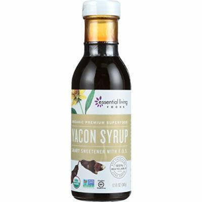 Essential Living Foods Organic Yacon Syrup -- 12 fl oz