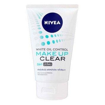 NIVEA Make Up Clear Mud Foam 3 in 1
