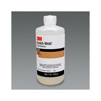 3M Scotch-Weld CA9 Cyanoacrylate Adhesive - Clear Liquid 1 lb Bottle - Shear Strength 2000 psi - 21069 [PRICE is per BELT]