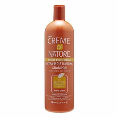 Creme of Nature Ultra Moisturizing Shampoo, Kiwi and Citrus, 20 Ounce