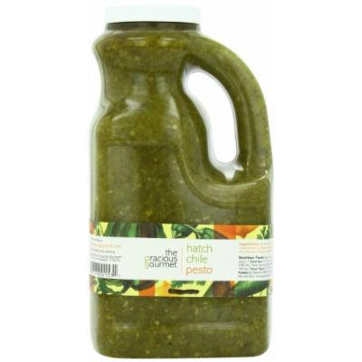 The Gracious Gourmet Hatch Chile Pesto, 76-Ounce