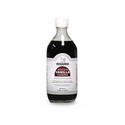 Benjamins Artifical Vanilla Flavoring - 16oz