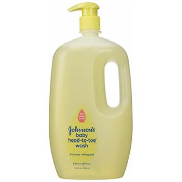 Johnson's® Baby Head to Toe Wash