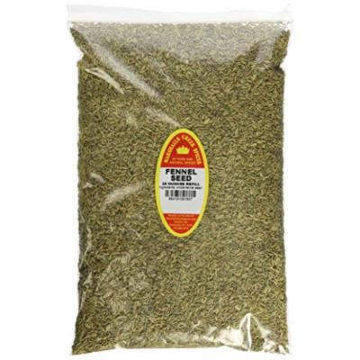 Marshalls Creek Spices Family Size Refill Fennel Seed Whole, 28 Ounces