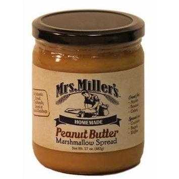 Mrs. Miller's Peanut Butter Marshmallow Spread