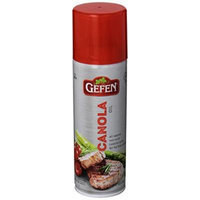 Gefen Canola Oil Cooking Spray, 6 Ounce