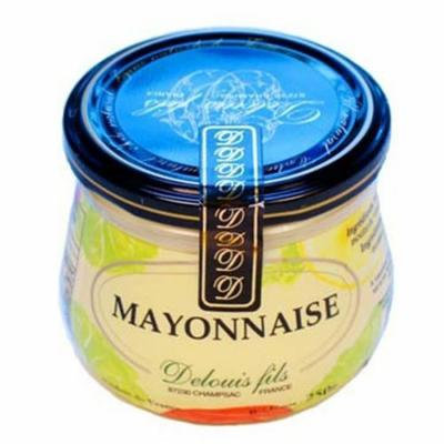 Delouis Fils French Mayonnaise, 8.8-Ounce Bottle (Pack of 4)