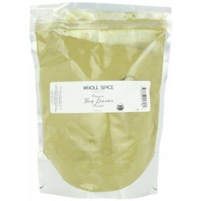 Whole Spice Bay Leaves Powder, Organic, 1 Pound