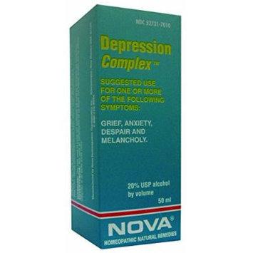 Nova Homeopathic Depression Complex