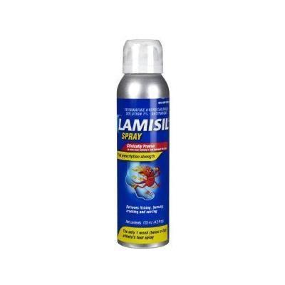 Lamisil At Antifungal Spray, Full Prescription Strength 4.2floz