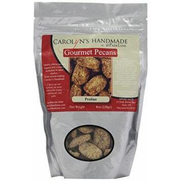 Carolyn's Handmade Gourmet Platinum Snack Bag, Praline Pecans, 8 Ounce