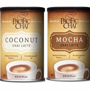Pacific Chai 2-pack (Mocha & Coconut)