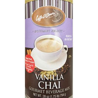 One - 28oz Caffe D'Amore Vanilla Chai Gourmet Instant Beverage Mix