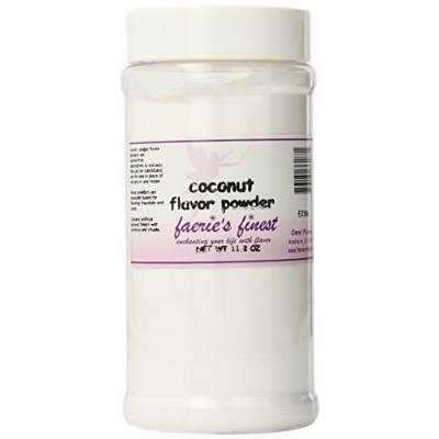 Faeries Finest Flavor Powder, Coconut, 11.20 Ounce