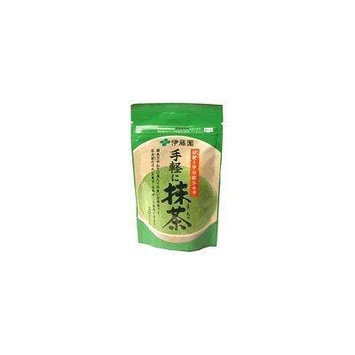 Ito-en Tea I Tegaruni Matcha, 1.1-Ounce Units (Pack of 2)