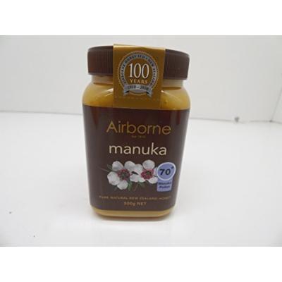 Airborne New Zealand Manuka Honey 500g / 17.63 oz