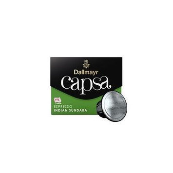 4 Boxes of Dallmayr Espresso Indian Sundara Capsa Nespresso Capsules, 10 Capsules Each Box