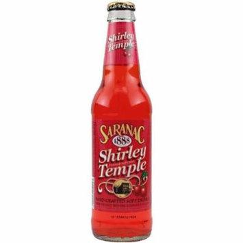 Saranac Shirley Temple Soda Pop - 12 oz Bottle