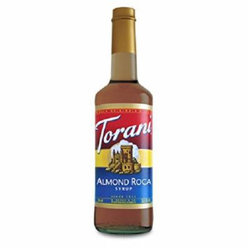 R. Torre & Company Almond Roca Drink Syrup, 750mL (03-0064) Category: Drink Syrups