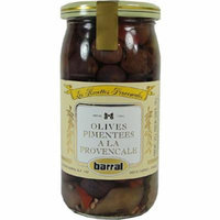 Barral Spicy Provencal Olives with Peppers 7 oz