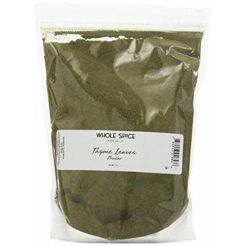 Whole Spice Thyme Leaves Powder Premium, 1 Pound