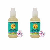 California Baby Aloe & Arnica Soothing Spray - 6.5 oz., Set of 2
