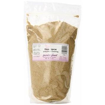 Faeries Finest Popcorn Seasoning, Thai Spice, 2.00 Pound