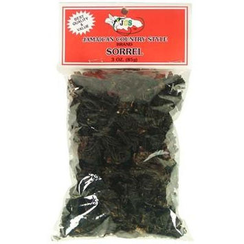 Dried Sorrel 4.75oz